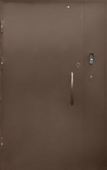 железная дверь с домофоном в подъезд цена орехово зуево